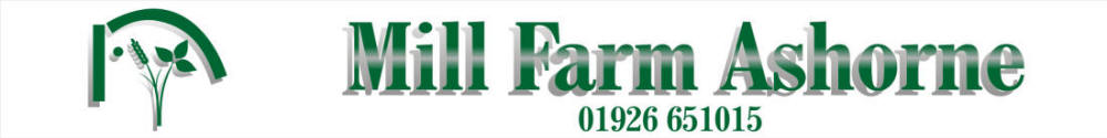 Mill Farm Ashorne - 01926 651015